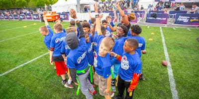 FREE USA Football First Down Youth Clinic - Free Event (Indoor)