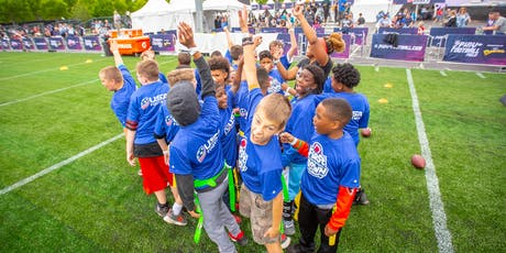 USA Football First Down Youth Clinic - Free Event tickets