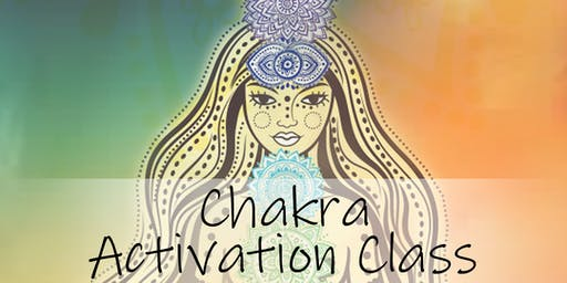 Chakra Activation Class