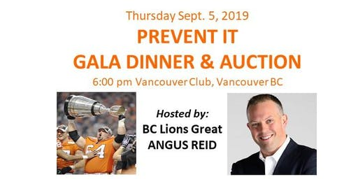 Prevent It Gala Dinner & Auction