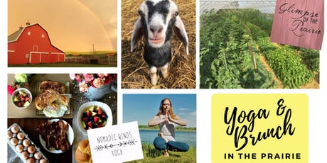 YOGA and BRUNCH in the Prairie tickets