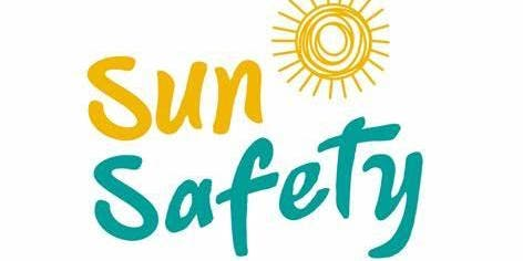Summer Sun Safety Tehama Co Resource Families