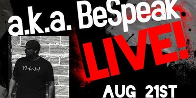 Wind Down Wednesday Special Edition:  ronnieWRIGHT a.k. a.  BeSpeak The Experience