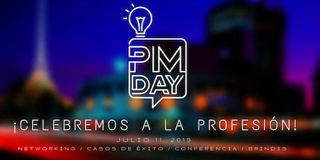 ¡Regístrate ahora al PM Day Celebration! entradas