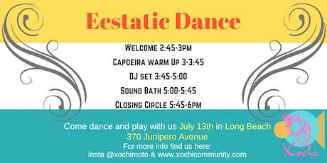 Xochi Ecstatic Dance tickets