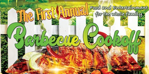 BARBECUE COOK OFF