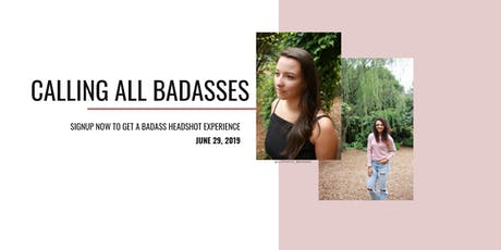 Calling All Badasses Photo Shoot tickets