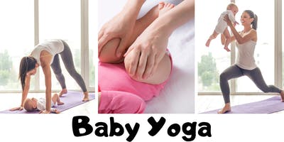 Baby Yoga Holiday Session