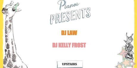 DJ Law, DJ Kelly Frost tickets