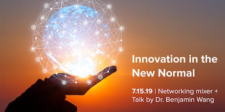 Innovation in the New Normal: Networking Mixer and Talk tickets