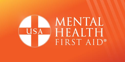 Mental Health First Aid Training 9/20