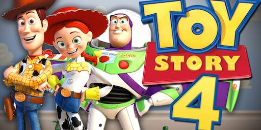 MTA Central West: Winter holiday movie Toy Story 4, Palmerston North