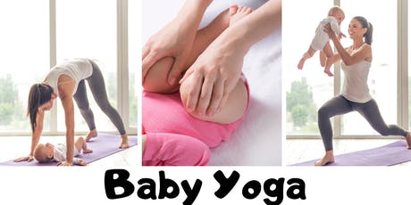 Baby Yoga Course tickets