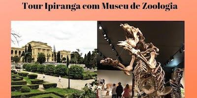 Walking tour Ipiranga com cripta e Museu de Zoologia