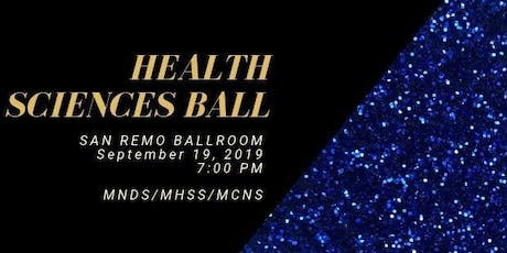 Health Sciences Ball tickets