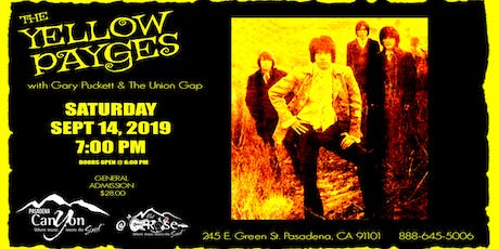 The Yellow Payges Rock The Canyon @ The Rose - Pasadena! tickets