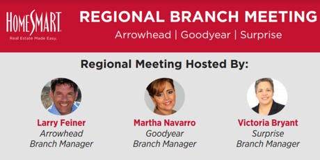 West Valley Regional Meeting tickets