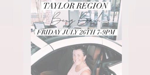 Taylor Region Benz Bash