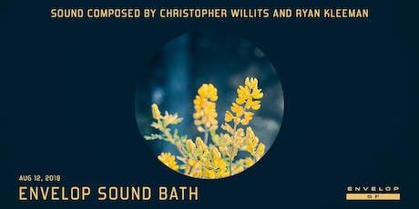 Envelop Sound Bath tickets