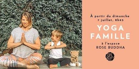 Yoga en Famille! billets