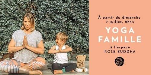 Yoga en Famille!
