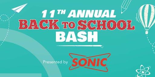 VOLUNTEER SIGN-UP: Back to School Bash