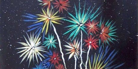 7.2 Fireworks Canvas with Angela tickets