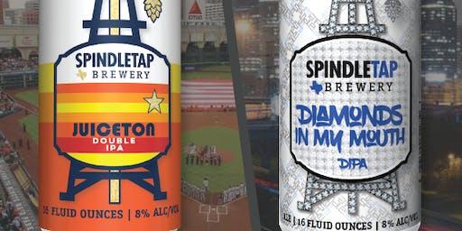 SpindleTap Brewery - June 29 Beer Release