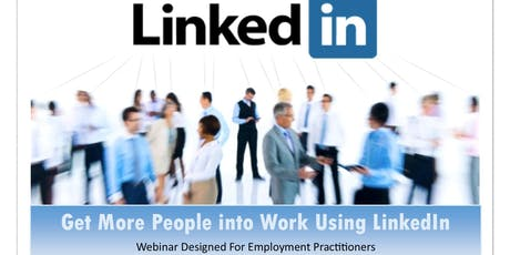 Help More People Into Work Using LinkedIn tickets