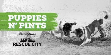 Puppies and Pints  tickets