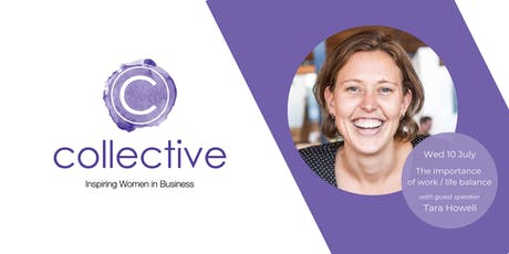 Collective - Inspiring Women in Business Networking Lunch tickets