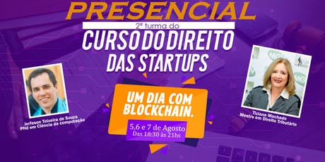 Curso de Direito das Startups- 2a Turma- Presencial tickets
