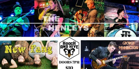 Thursday Night Rock at Hooch tickets