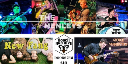 Thursday Night Rock at Hooch
