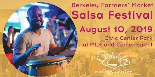 Berkeley Farmers Market Salsa Festival
