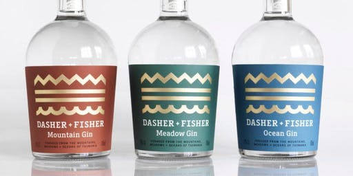 Gin Tasting | Dasher + Fisher (Tas)