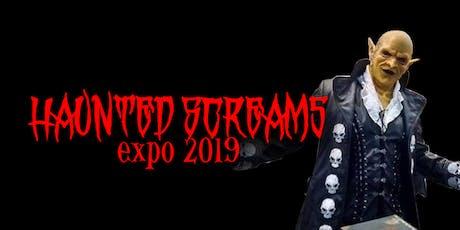 Haunted Screams Expo 2019 tickets