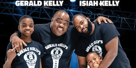 Gerald Kelly's Father & Sons Comedy Tour tickets