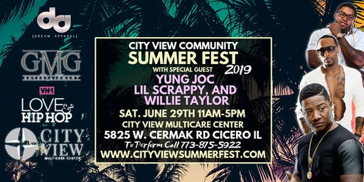 City View Summer Fest 2019