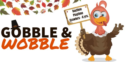Gobble & Wobble | Daytime Playtime | Crawlers - 6 yrs.