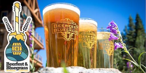 2019 Beerfest & Bluegrass Festival at Northstar California