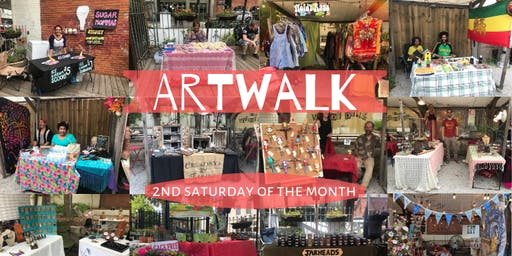 ArtWalk at The Wurst!