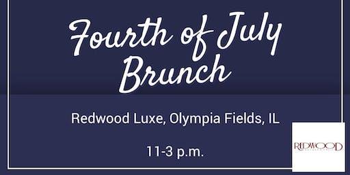 Fourth of July Brunch