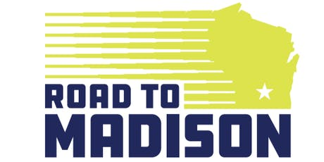 Road to Madison at Anywhere Fit tickets