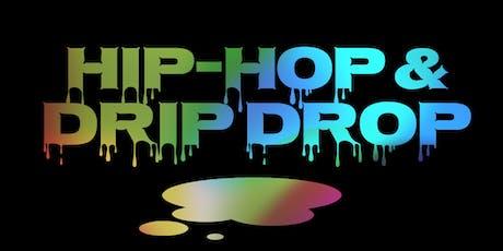 Hip-Hop & Drip Drop Cardio Class tickets