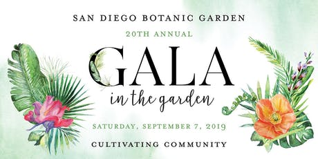 Gala in the Garden tickets