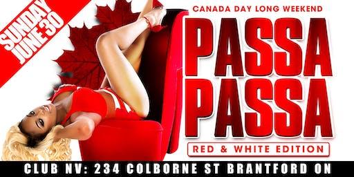 Passa Passa Red & White Edition
