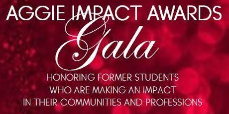 Aggie Impact Gala - BFSN tickets