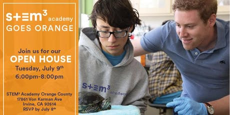 STEM³ Academy, Orange County - Open House 7/9 tickets