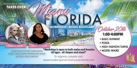 #ModelSlay - Miami tickets